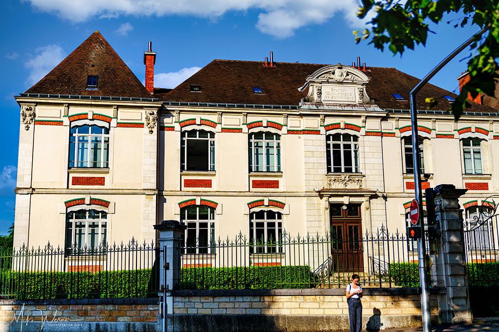 Oenological station of Burgundy