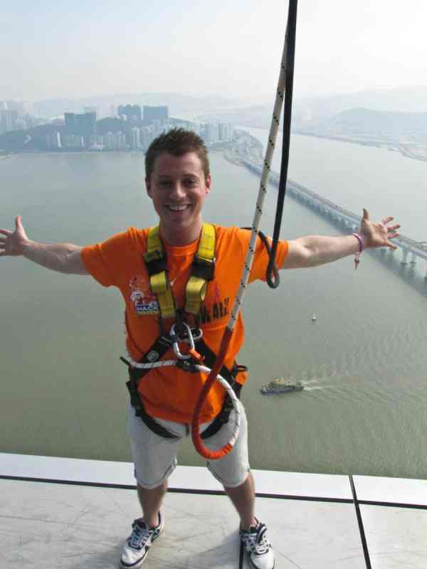 Macau Skywalk