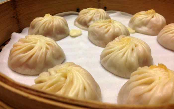 Pork and Crab Dumplings