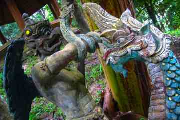 Wat Palad: The Secret Jungle Temple in Chiang Mai I Shouldn't Even Tell You About