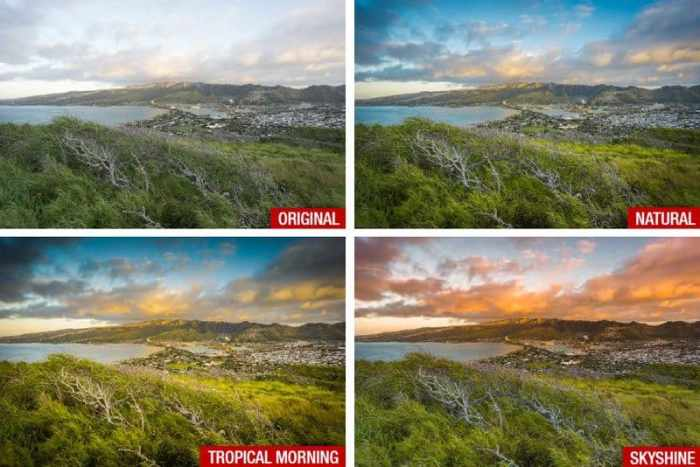 PhotoTraces Lightroom Presets for Travel Photography