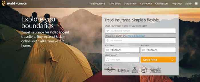 WorldNomads Travel Insurance is probably one of the best gifts for travelers, period.