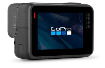 gopro hero 6 is a great gift