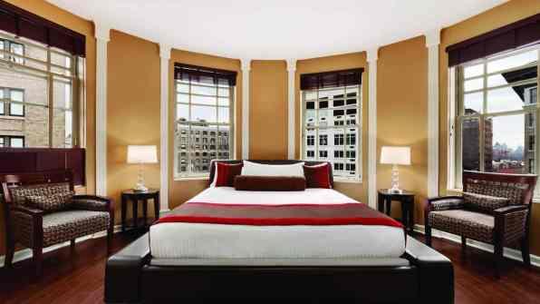 Hotel Belleclaire in New York