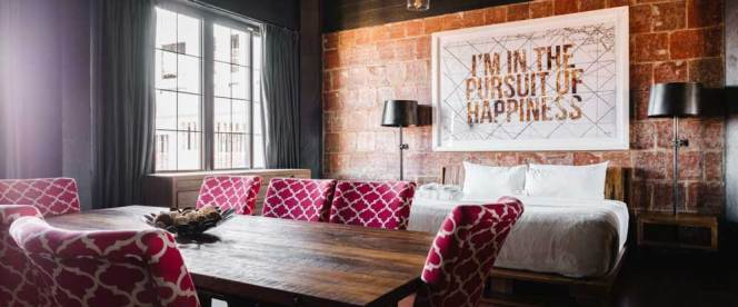 The Paper Factory mid range Hotel in NYC