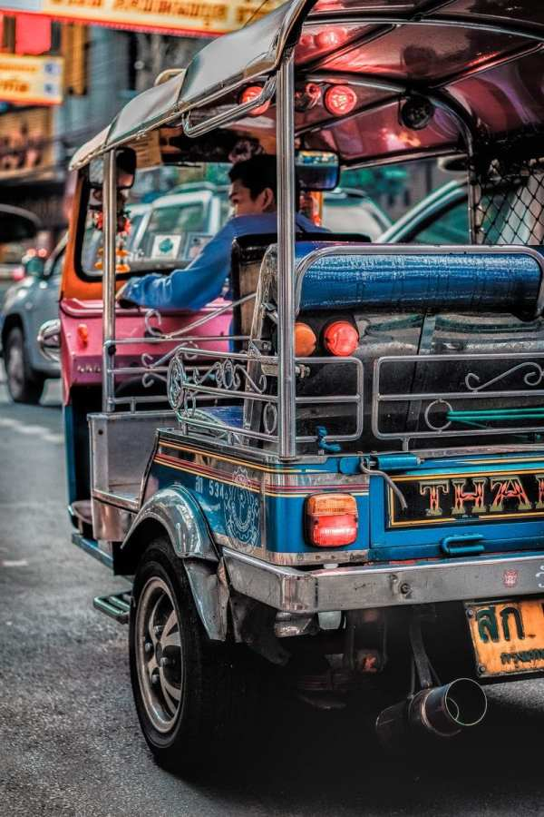Don't fall victim to the popular Thailand scam involving pricey tuk-tuks.