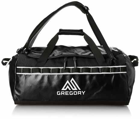 Gregory Alpaca bags are a duffel and backpack in one.