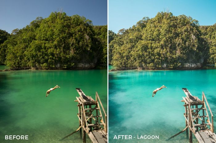 Lightroom Presets are an essential piece of digital photography gear for travelers