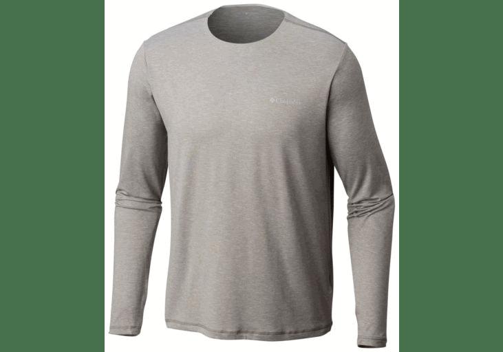 Men's Columbia long sleeve t-shirt