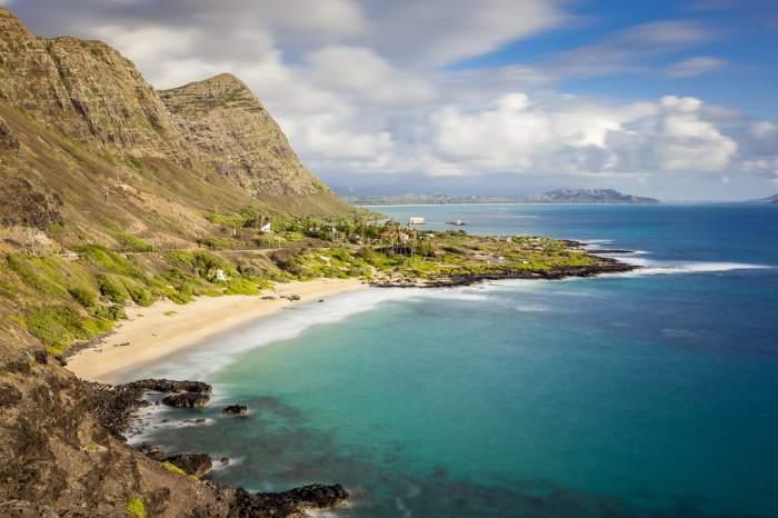 Kailua Beach views