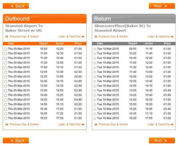 easybus discount