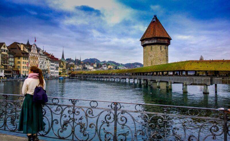 Lucerne & Mount Pilatus
