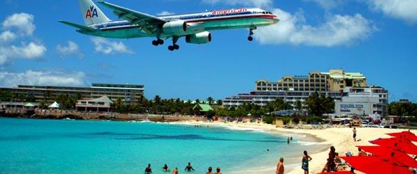Sint-Maarten-island