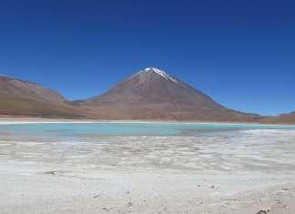 bolivia's salt flats