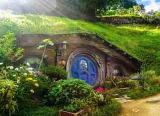 hobbiton house in new zealand