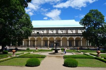Royal Garden, Prague, Czech Republic