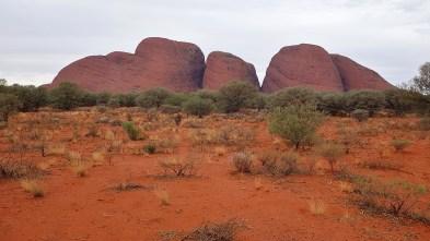 Kata Tjuta (The Olgas), Australia