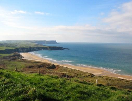 White Park Bay, Northern Ireland