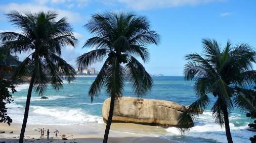 Sheraton Beach, Rio de Janeiro, Brazil