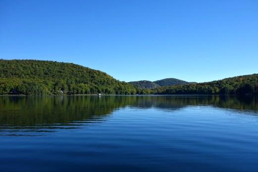 Lac Sauvage, Quebec, Canada