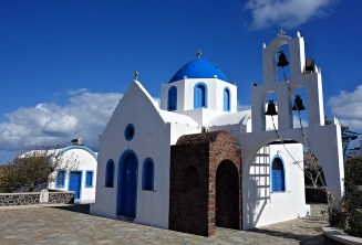 Akrotiri, Santorini, Greece