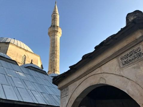 Mosque, Mostar