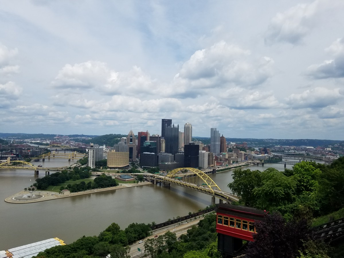 Take the Ride of a Lifetime on the Duquesne Incline