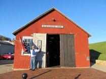 Old Blacksmith Shop - Galena, Illinois