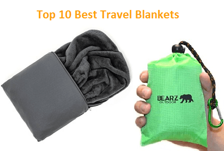 07aa2aff3e Top 10 Best Travel Blankets In 2018 Complete Guide Gear Zone