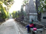 Park Street Cemetery Kolkata : Walking Among the Dead