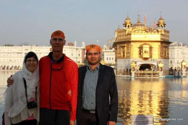 golden temple tour amritsar