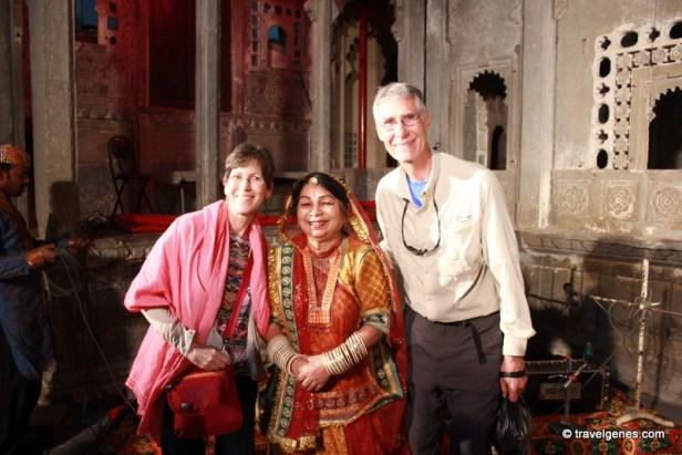 udaipur cultural dance tour