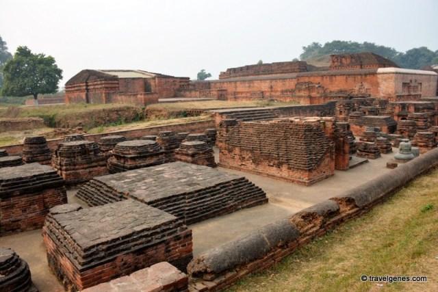 Class rooms Nalanda University
