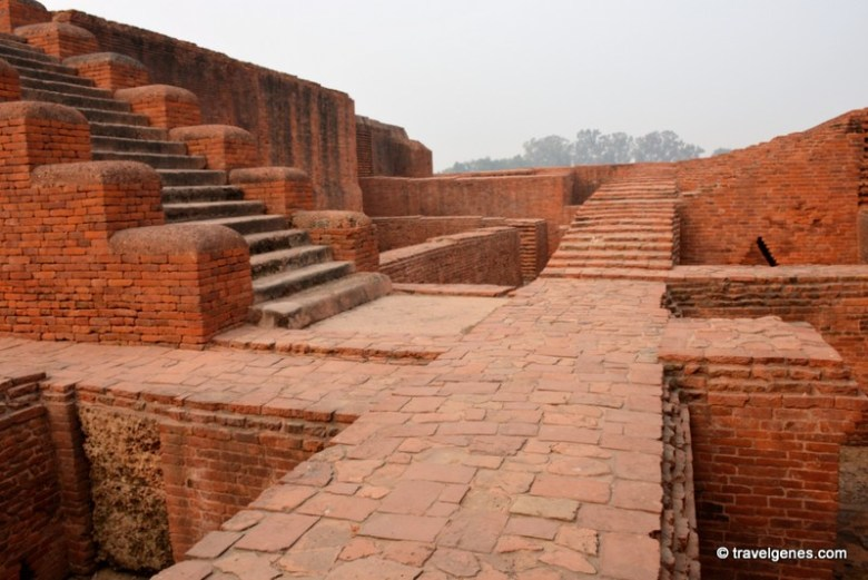 Nalanda Ruins Bihar