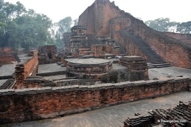 Nalanda history