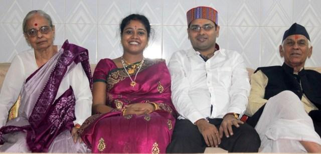 Pathak Family