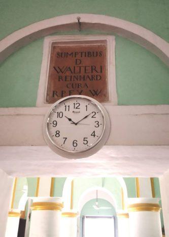 Akabar's Church Walter Sombre