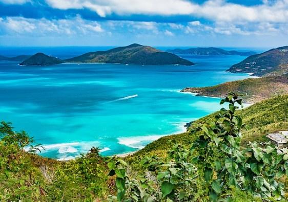 Tortola Virgin Isles British Beach  - Skybluesrich / Pixabay