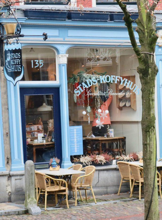 Stads-Koffyhuis | Hotspot Delft