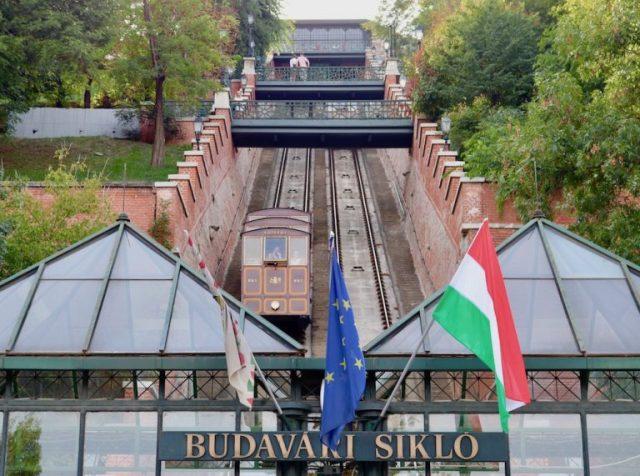 Castle Hill Funicular Boedapest