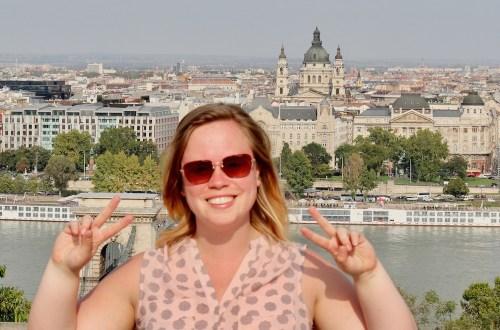 TravelGloss Boedapest uitzicht