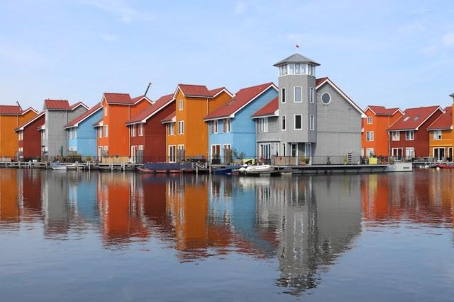 Als je van Kopenhagen houdt, dan wil je naar Reitdiep in Groningen!
