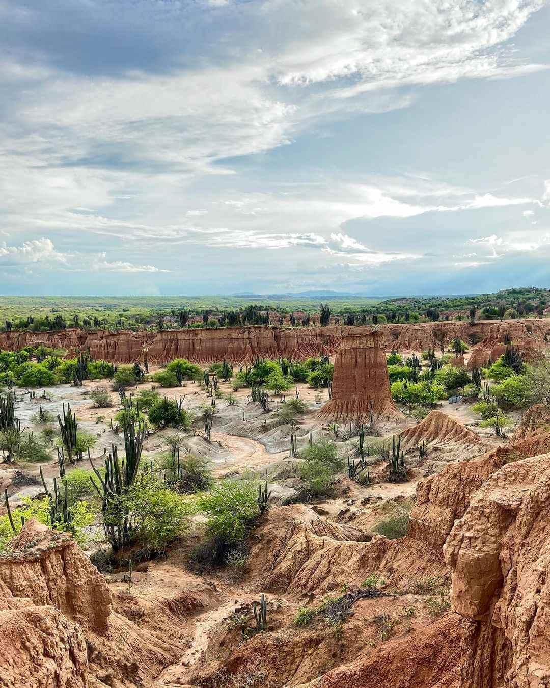 Plan al desierto la Tatacoa desde Bogotá