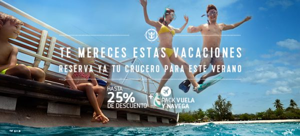 Vacaciones Royal Caribbean TGT