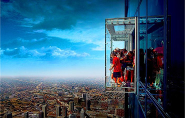 Skydeck Chicago TGT