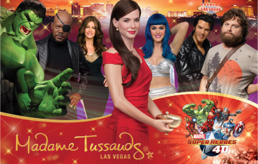 Madame Tussauds Las Vegas TGT