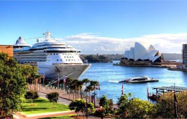 Cruceros Australia TGT
