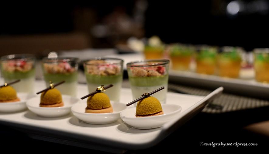 Assorted Desserts