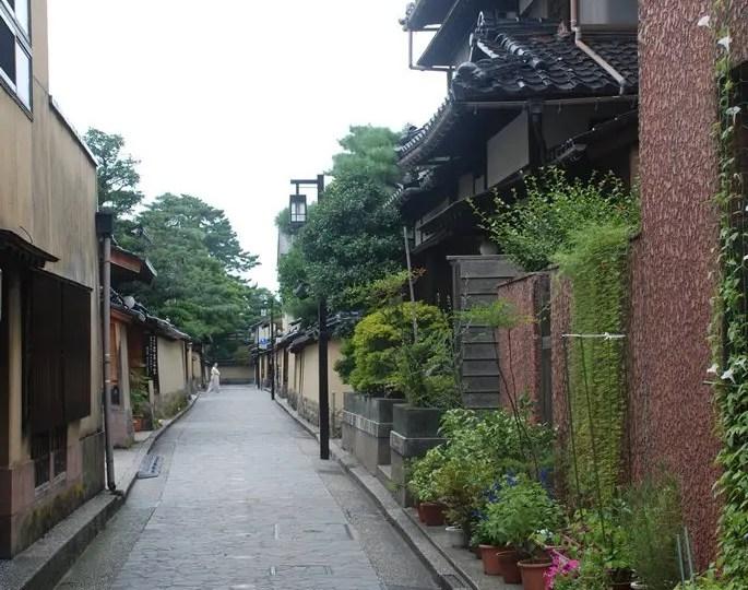 Giappone, Kanazawa: il giardino del Samurai