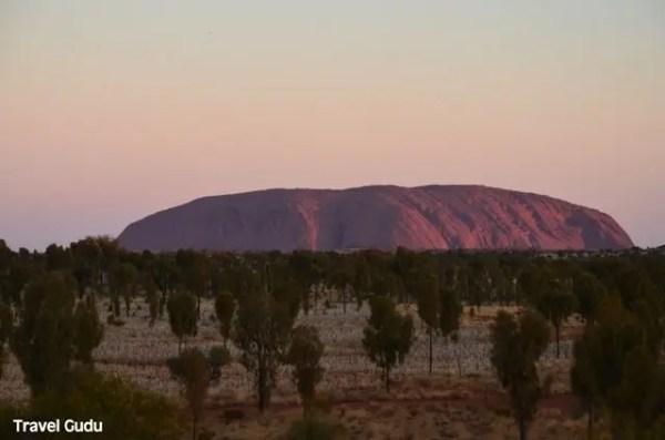 Australia in camper: Uluru e Kata Tjuta
